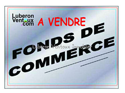 Fond de commerce LE THOR
