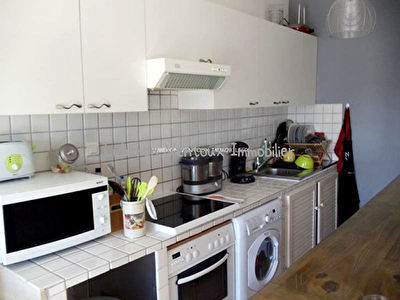 Appartement T2 Carpentras extra muros à vendre avec parking privatif 2/4